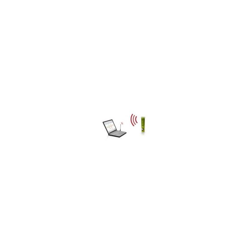 Data Logger °C Wireless (senza fili) in kit