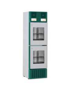 Frigorifero a doppia temperatura Wlab V41/2 Pharma 300 lt