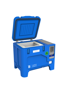 Vaccine refrigerator TCW80AC produced by B-Medical-Systems