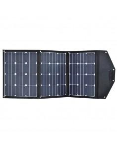 90W foldable solar panel